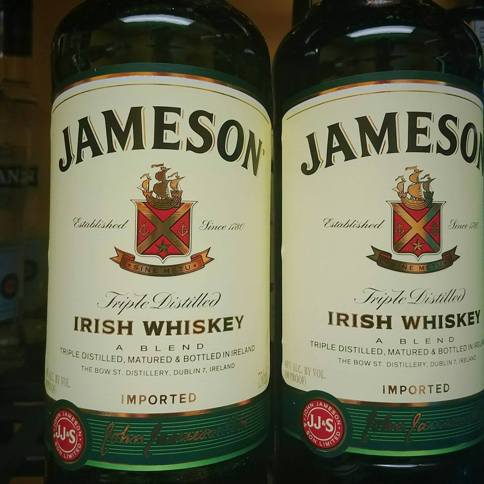 Party with Augustino Brewing on St Patty's Day for $4 Jameson