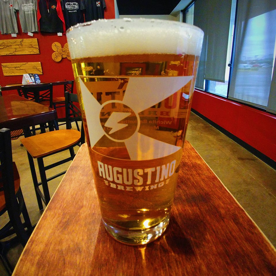 Enjoy an Augustino Brewing International Terminal India Pale Lager IPL