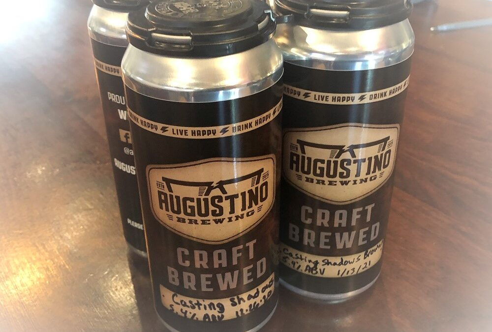 Augustino Brewing Online Ordering Now Available