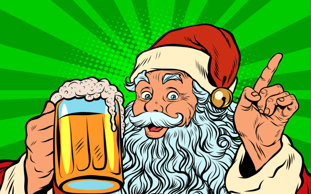 Beers with Santa at Augustino Brewing