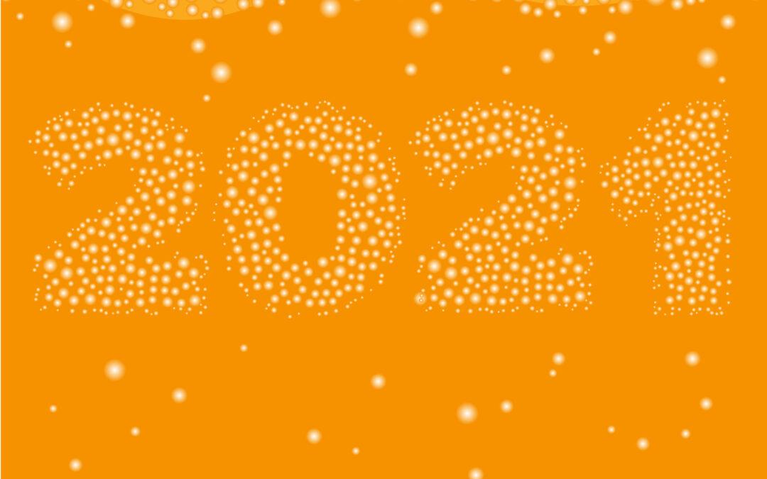 2021 Augustino Brewing Beer Release Schedule